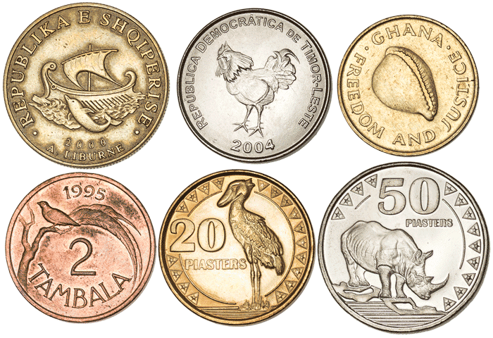 Coins from Oleg
